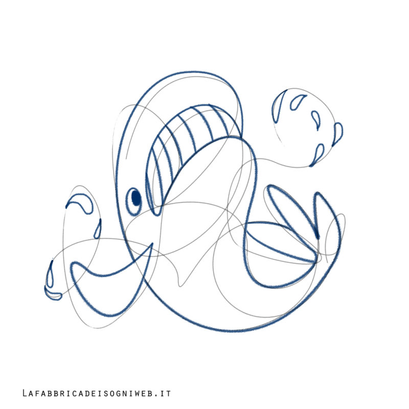 bozza balena