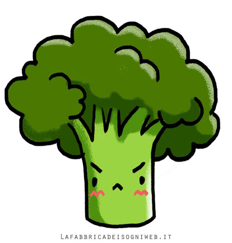 disegno broccolo
