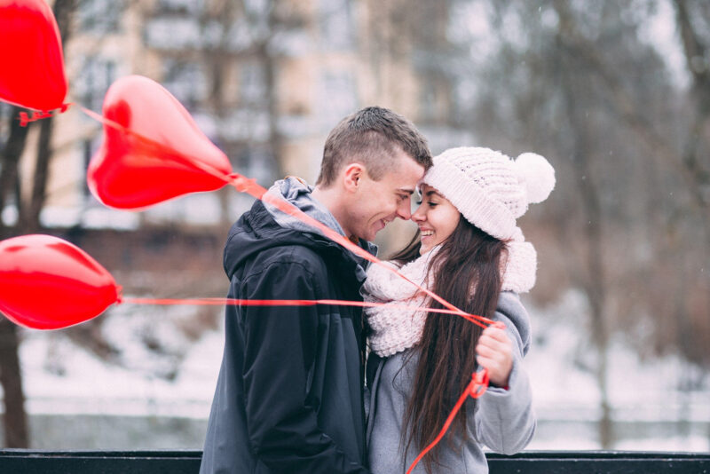 San Valentino cartoon: foto