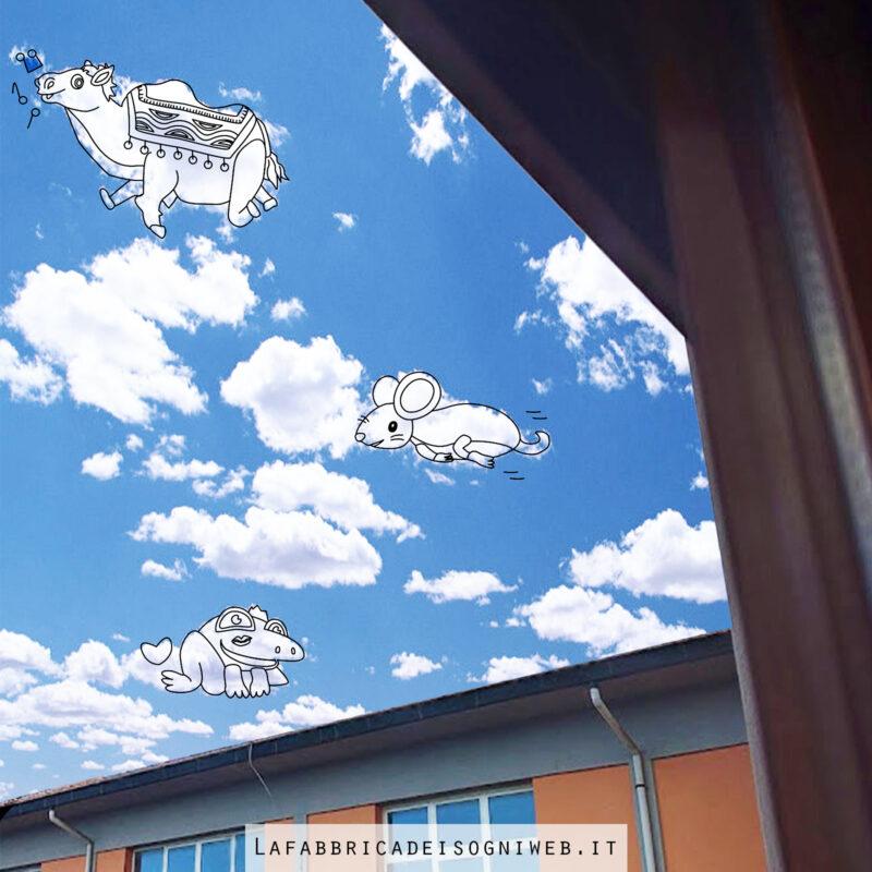 Disegnare con le nuvole - 3) crea i tuoi disegni