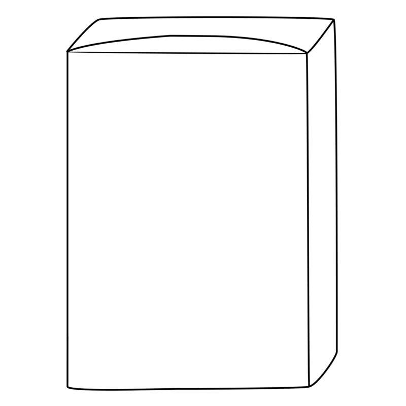 struttura della scatola