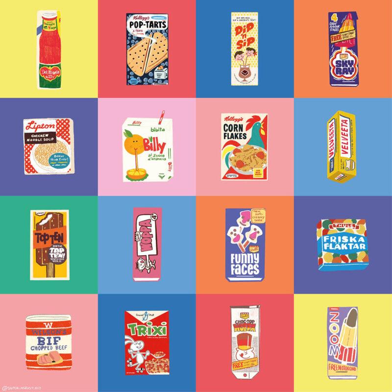 Supercandystudio - prodotti alimentari dell'infanzia
