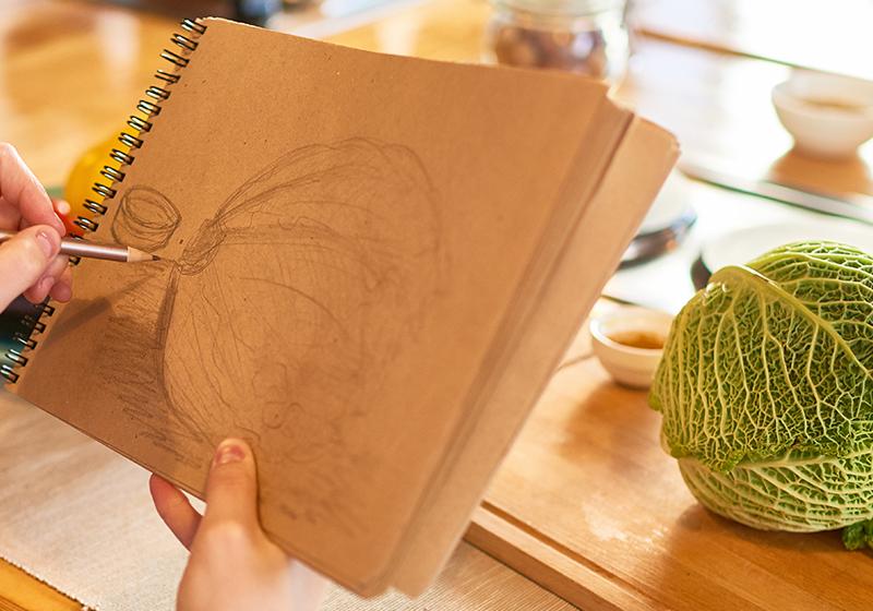 disegno in età scolare - i punti di vista
