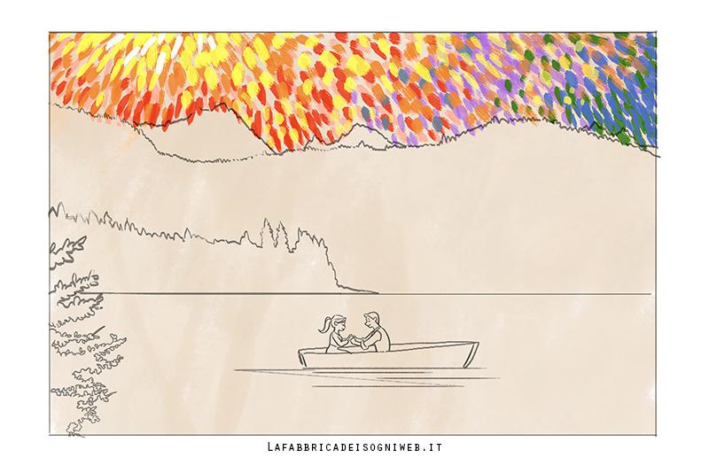 disegnare come gli artisti del fauvismo - step 3. Colore